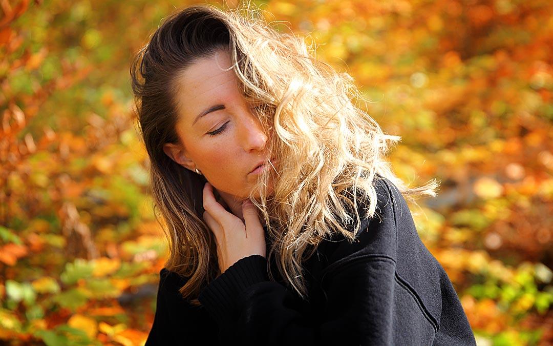 Liebster Herbst, du prächtig bunte Farbgewalt
