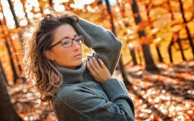 Herbst-Shooting im November