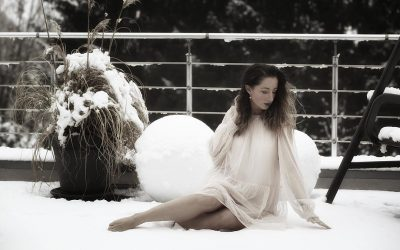Home-Shooting & Schnee